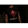 T-shirt Metaluna Diable rouge