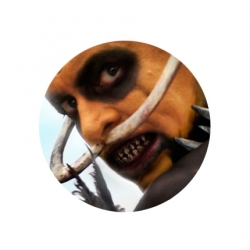 badge Green Inferno