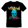 T-shirt Disto Shock rouge