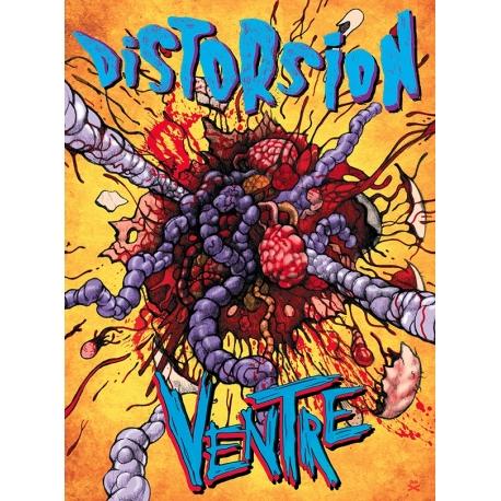Distorsion VENTRE !