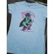 T-shirt Distorsion Mante