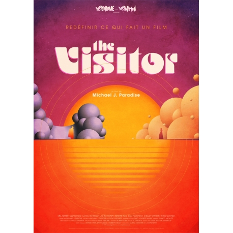 L'affiche de THE VISITOR