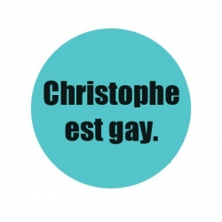 badge Christine