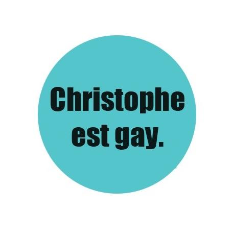 badge Christine