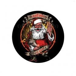 badge Mastodon Noël