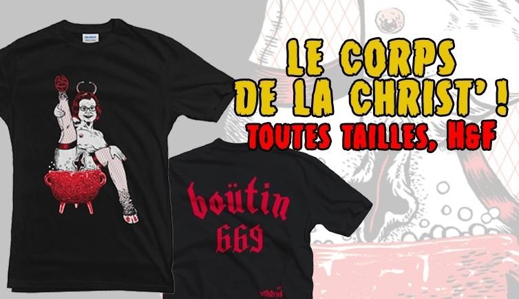 T-shirt Boütin 669